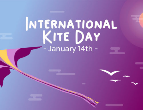 Happy International Kite Day! And some fun facts about kites.