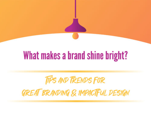 Tips and trends for great branding & impactful design